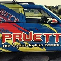 Pruett Air Conditioning Assoc.