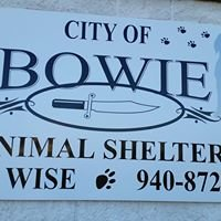 Friends of the Bowie Animal Shelter