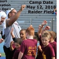 Will Compton Youth Football Camp