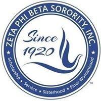 Zeta Phi Beta East St Louis Chapter