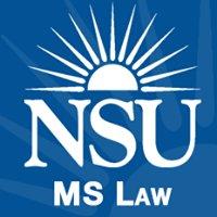 NSU Law Online Graduate Programs