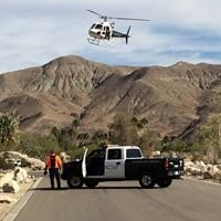 Palm Springs Mounted Police Search & Rescue