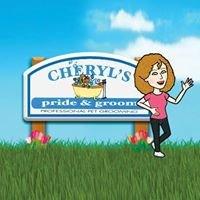 Cheryl's Pride & Groom