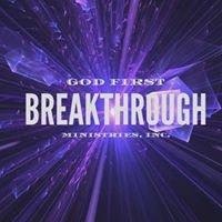 God First Breakthrough Ministries