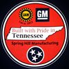 GM Spring Hill Manufacturing.