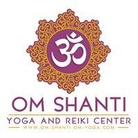 Om Shanti Om Yoga & Reiki Center
