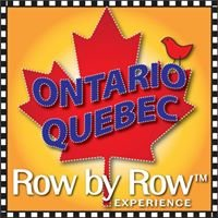 Ontario Manitoba Quebec Row by Row Experience