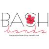 Bash bands - Baby Adjustable Snap Headbands