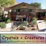 Crystals & Creatures