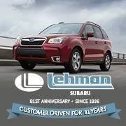 Lehman Subaru Miami