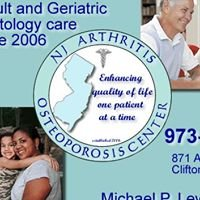 NJ Arthritis and Osteoporosis Center