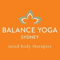 Balance Yoga Sydney