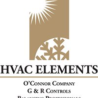 HVAC Elements: O'Connor Company, G & R Controls, Balancing Professionals