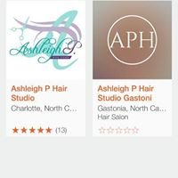 Ashleigh P Hair Studio