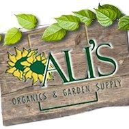 Ali's Organics & Garden Supply