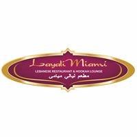 Layali Miami Lebanese Restaurant & Lounge