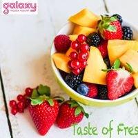 Galaxy Frozen Yogurt