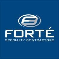 Forté Specialty Contractors