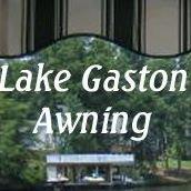 Lake Gaston Awning