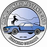 High Country Mustang Club