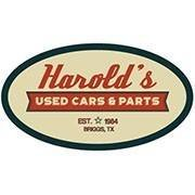 Harold's Used Cars & Parts, Inc.