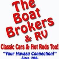 The Boat Brokers, RV, & Classic Cars