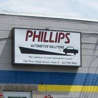 Phillips Automotive Solutions LLC