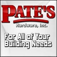 Pates Hardware