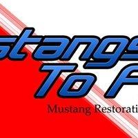 Mustangs To Fear