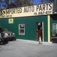 J & S Imported Auto Parts
