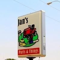 Jan's Parts & Things INC.