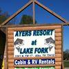 Ayers Resort at Lake Fork