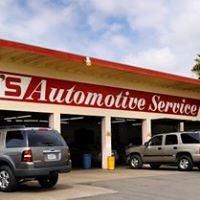 Ford's Automotive Service