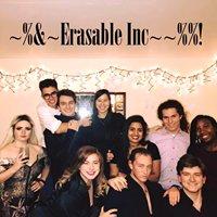 Erasable Inc.