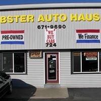 Webster Auto Haus