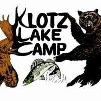 Klotz Lake Camp