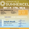 Vernon Hills Summer Celebration