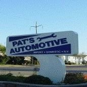 Pat's Automotive