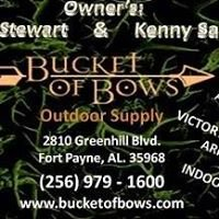Bucket of Bows Outdoor Supply