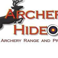 Archer's Hideout: Indoor Archery Range & Proshop