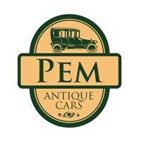 PEM Antique Cars