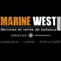 Marine West Port-La-Forêt