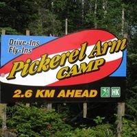 Pickerel Arm Camp