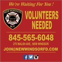 New Windsor Fire Department