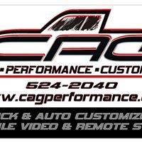 CAG Performance