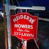 Neiderts Mowers