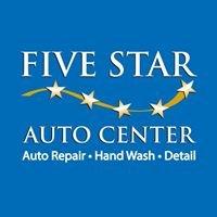 Five Star Auto Center, Rocklin, CA
