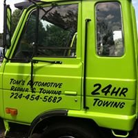 Tom's Automotive Repair