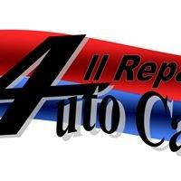 All Repair Auto Care LLC                                 Ernie Martinez