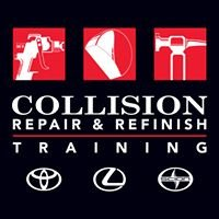 Toyota Collision Repair Training